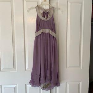 Vera Wang lavender dress